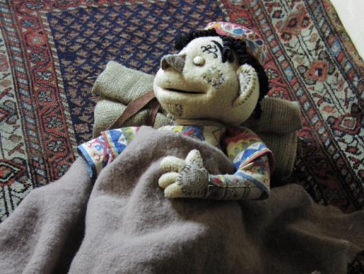 Chuche Qhalin - The Adventures of the Little Carpet Boy