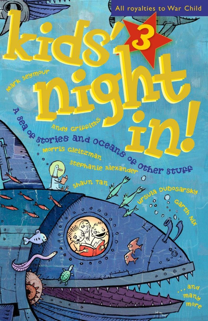 Kids' Night In 3 - Girls Night In, Kids' Night In 3