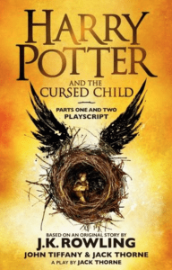 Harry Potter and The Cursed Child – Parts One and Two Playscript